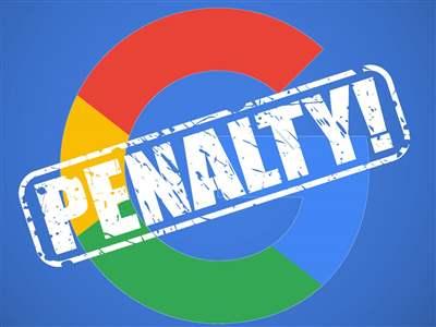 چک کردن پنالتی شدن سایت در گوگل