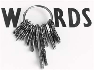 کلمه کلیدی و صفحه کلید اشتباه