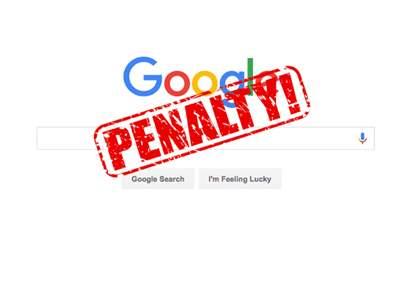 آیا افت رتبه سایت دلیل بر پنالتی شدن از طرف گوگل و اسپم بودن آن است؟