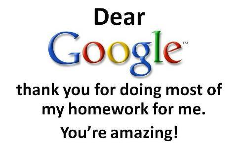 Google homework helper
